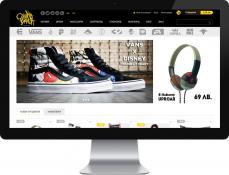 Онлайн магазин Contrabanda.bg
