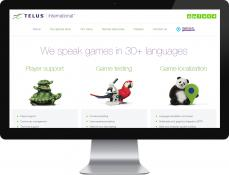 TELUS International Europe/Games